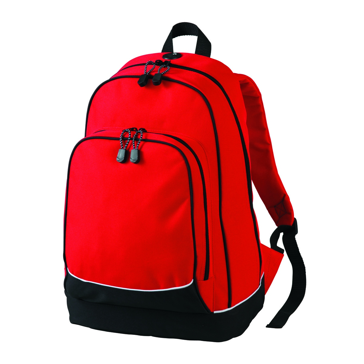 Sac à dos loisirs - CITY BACKPACK - 1803310 - rouge