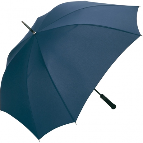 Parapluie standard automatique carré - Windproof - FARE 1182 - bleu marine