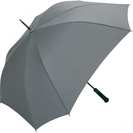 Parapluie standard automatique carré - Windproof - FARE 1182 - gris