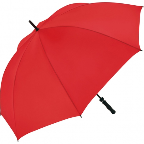Parapluie golf - grande taille 130 cm - Windproof - 2235 - rouge