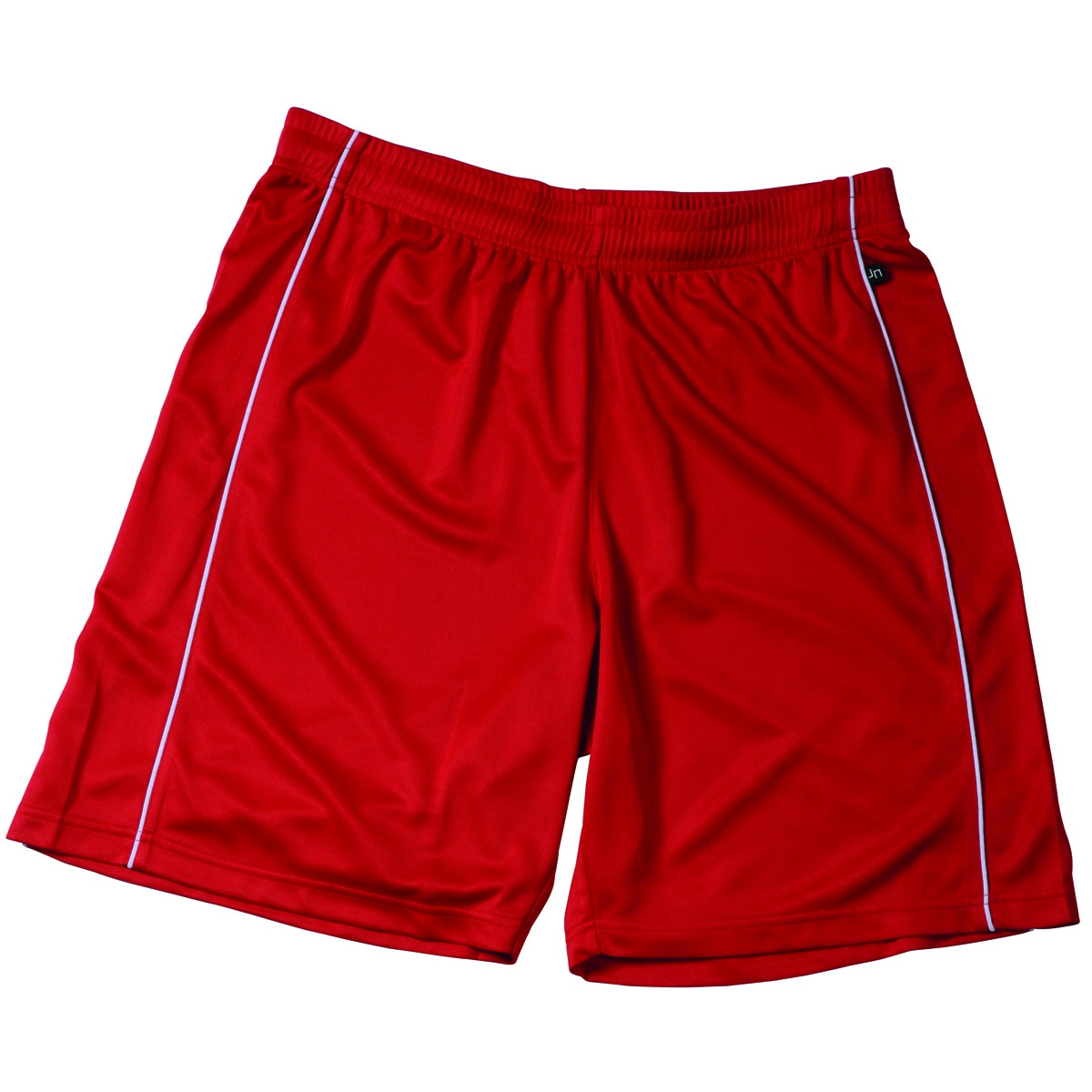 Short football entraînement - ENFANT - JN387K - rouge