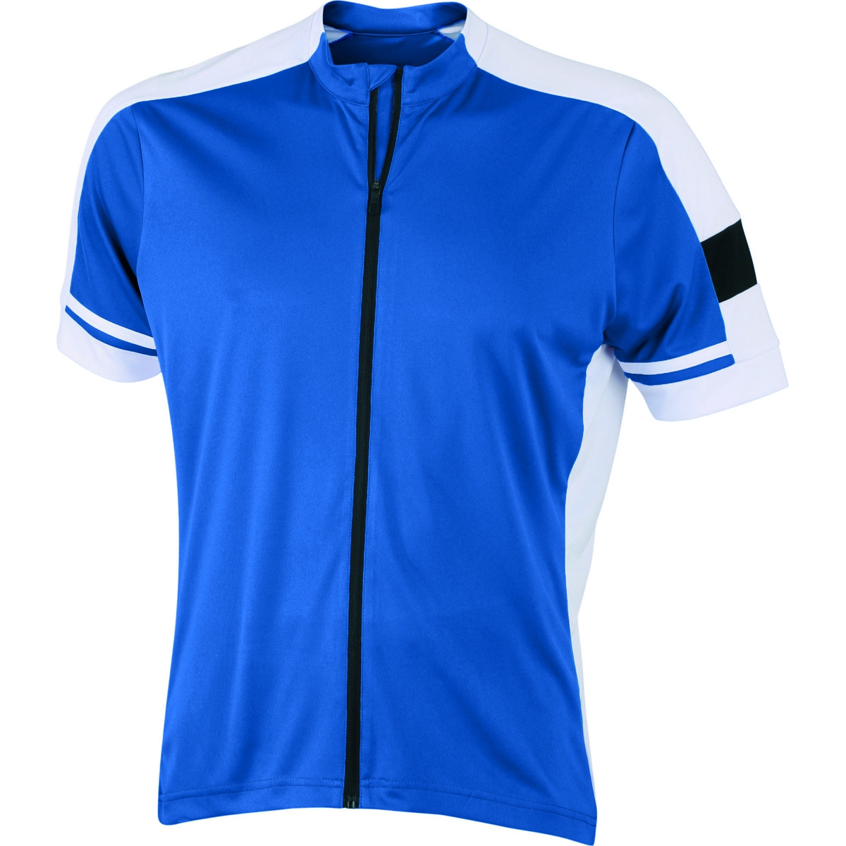 maillot cycliste zipp homme jn454 bleu cobalt. Black Bedroom Furniture Sets. Home Design Ideas