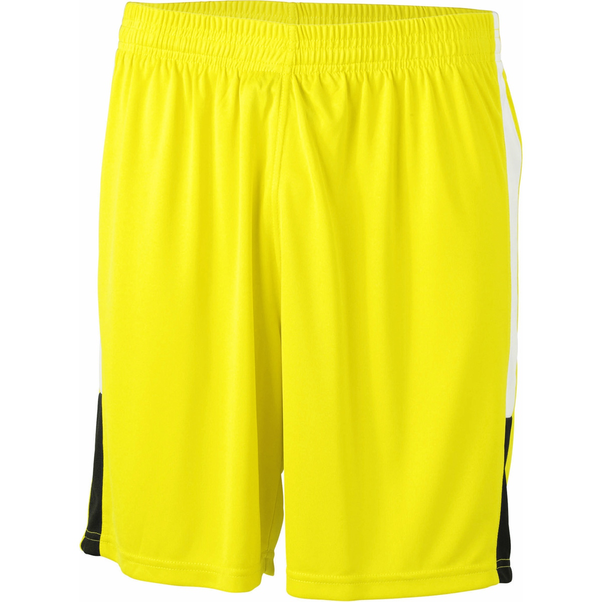 Short multi sport ADULTE - Foot basket handball - JN468 - jaune