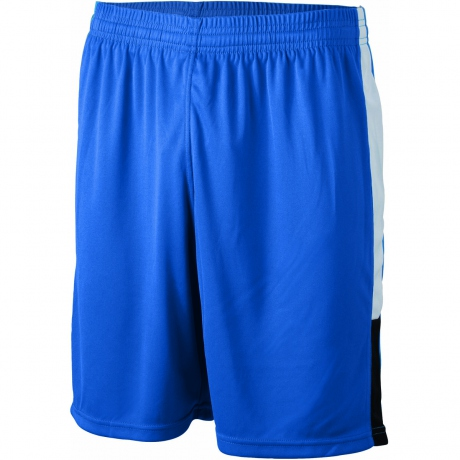 Short multi sport ADULTE - Foot basket handball - JN468 - bleu