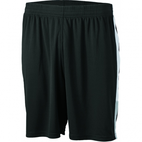 Short multi sport ADULTE - Foot basket handball - JN468 - noir