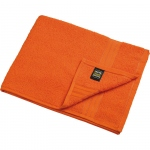 Serviette de toilette - éponge - MB421 - orange