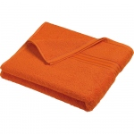 Drap de sauna - éponge - MB423 - orange