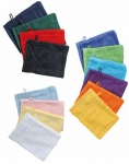Lot 10 Gants de toilette - éponge - MB425 - coloris assortis - multicolore