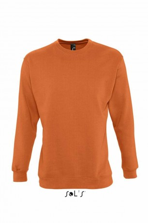 Sweat shirt classique unisexe - 13250 - orange