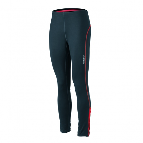 collant running jogging JN480 - gris fer - grenadine - homme - course à pied