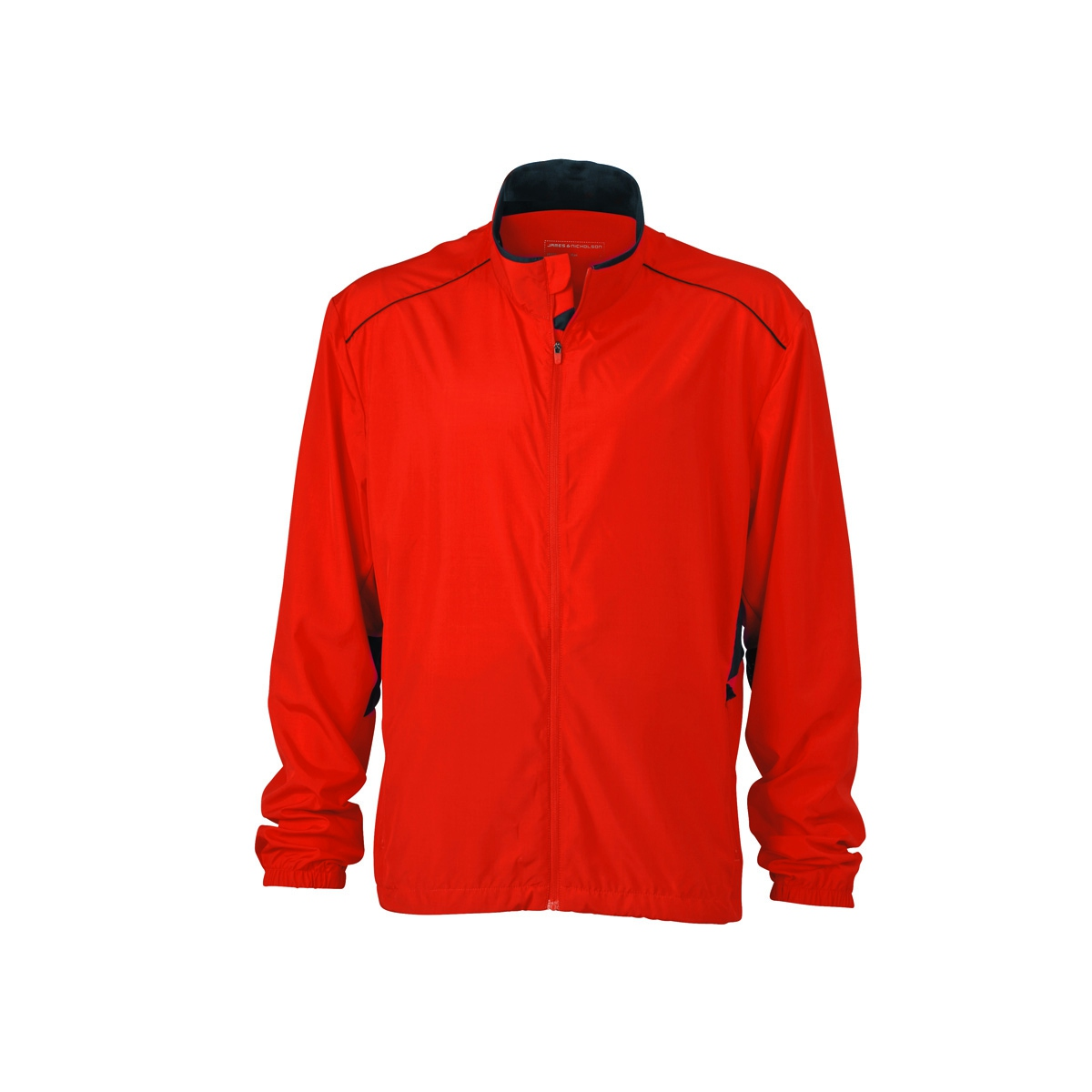 veste l g re running jogging jn476 rouge grenadine homme course pied. Black Bedroom Furniture Sets. Home Design Ideas