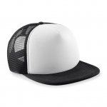 Casquette trucker base ball - B645B - noir - enfant - junior