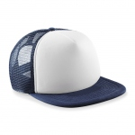 Casquette trucker base ball - B645B - bleu marine - enfant - junior