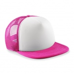 Casquette trucker base ball - B645B - rose - enfant - junior