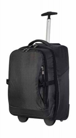 Sac cabine trolley ordinateur portable - 1424 - noir