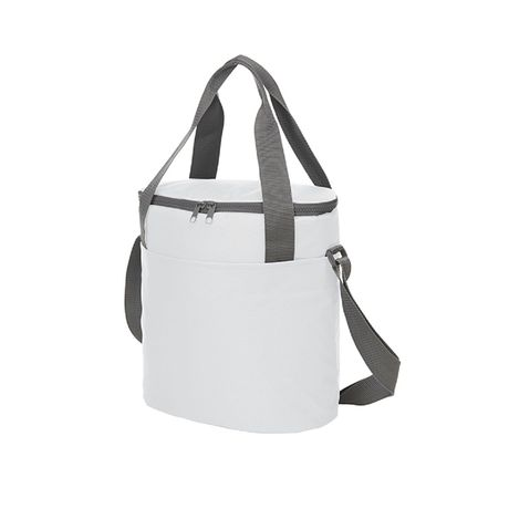 Sac isotherme ovale - 1809797 - blanc