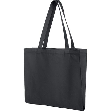 Sac shopping en toile - 1809798 - gris anthracite