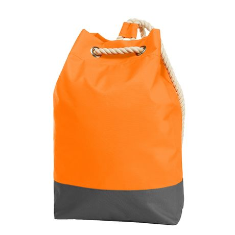 Sac à dos cordes - sac marin - 1809996 - orange