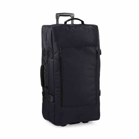 Valise grand volume 95L  - BG463 - noir