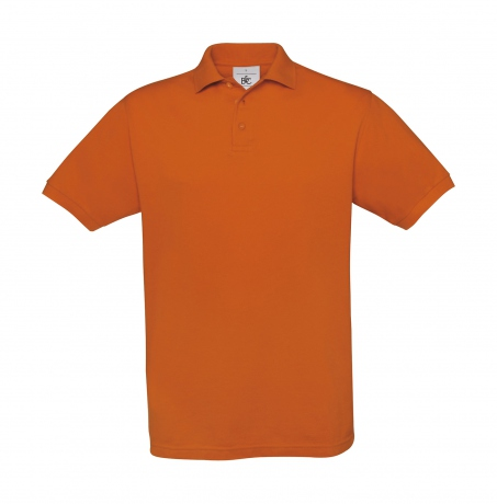 Polo manches courtes - homme - PU409 - orange