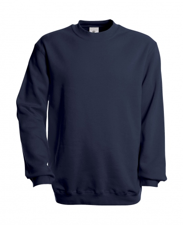 Sweat-shirt - homme - WU600 - bleu marine