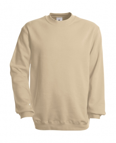 Sweat-shirt - homme - WU600 - beige sable