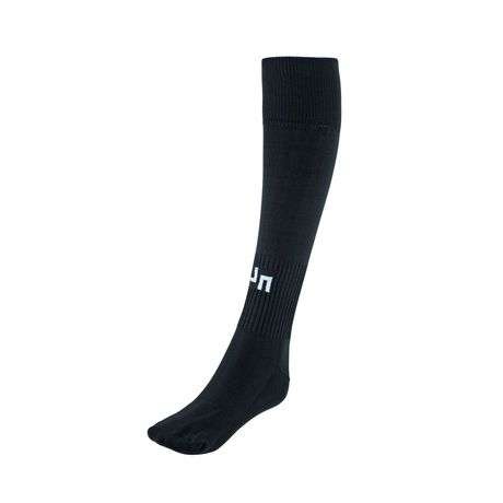 chaussettes sport unies - football - JN342 - gris carbone