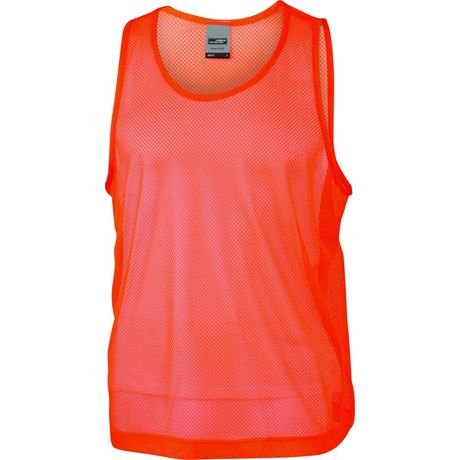 chasuble sport - football - JN372 - orange