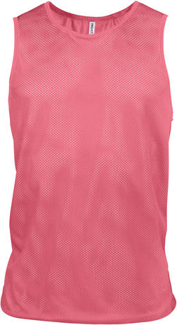 chasuble multisports - PA043 - rose fluo