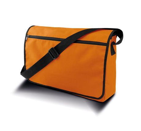 Sacoche bandoulière porte documents - KI0417 - orange