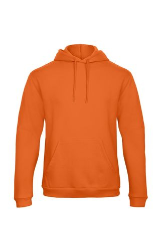 Sweat-shirt à capuche - unisexe - WUI24 - orange