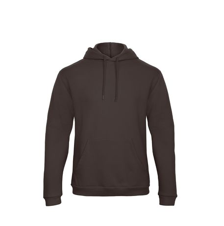 Sweat-shirt à capuche - unisexe - WUI24 - marron