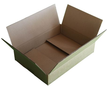 Lot 5 cartons emballage - 310 x 220 x 55 mm
