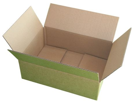 Lot 5 cartons emballage - 310 x 220 x 100 mm