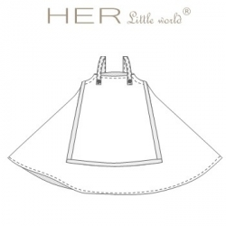 Robe Studieuse de HER little world