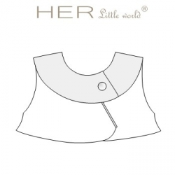 Gilet Exquis de HER little world