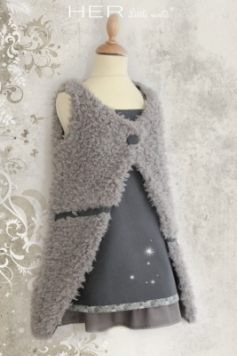 Gilet Courtois de HER little world