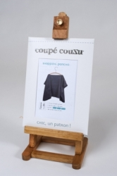 Patron Coupé Couzu Shopping Poncho