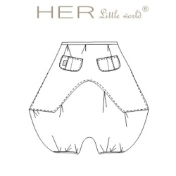 Sarouel Farfelu Teen de HER little world