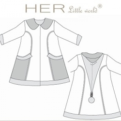 Veste ELFIQUE de HER little world