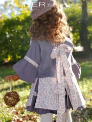 Robe Bohème de HER little world