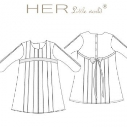 Robe Attentive de HER little world
