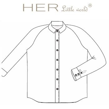 Distinguée Teen de HER little world