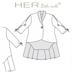 Veste Inattendue de HER little world