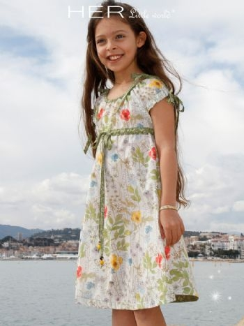 Robe Bucolique de HER little world