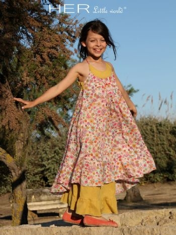 Robe Flamboyante de HER little world