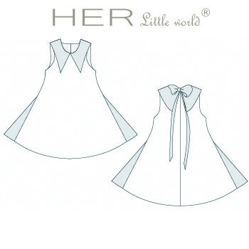 Sereine de HER little world