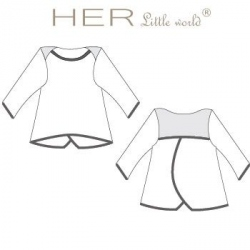 Cosy de HER little world