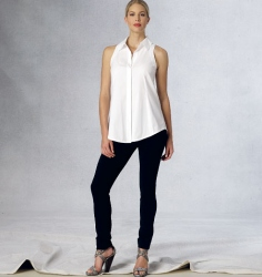 Patron Vogue 1440 Ensemble femme Veste Top et pantalon