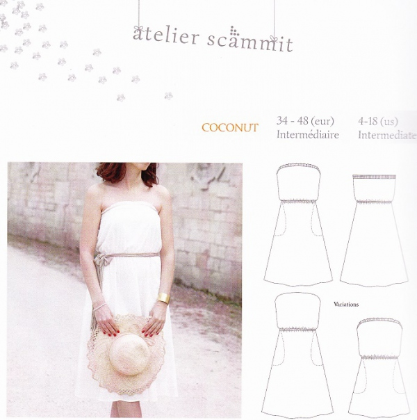 Atelier SCAMMIT Coconut